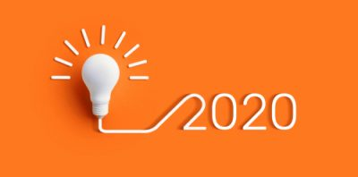 2020 Lightbulb Marketing Image